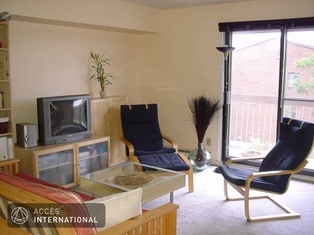 condominium louer meubl et quip quartier ahuntsic montr al. Black Bedroom Furniture Sets. Home Design Ideas