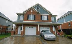 Very nice fully furnished semi-detached house for rent in Brossard