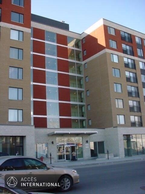 Condominium sup rieur louer centre ville montr al - Location appartement meuble montreal ...