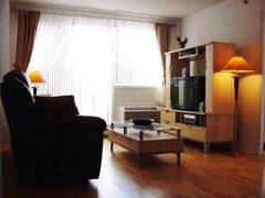 Superior condominium for rent downtown Montreal, residence  rental condo, apartment furnished.