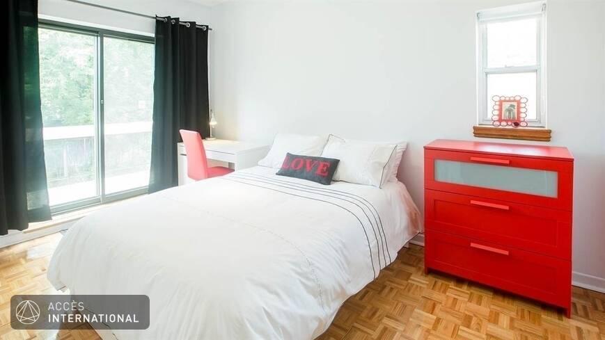 Appartement spacieux louer meubl et quip au centre - Location appartement meuble montreal ...