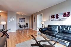 Apartment fully furnished for rent in the charming Griffintown, downtown Montreal