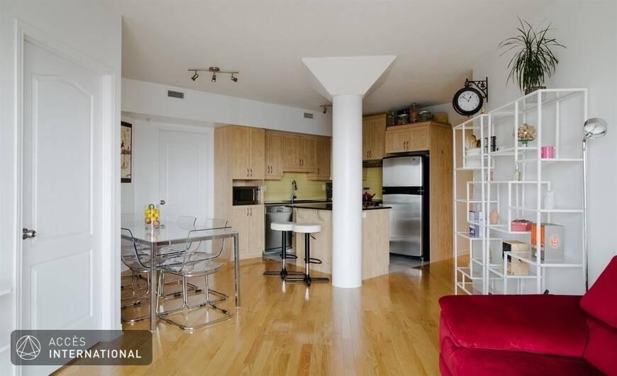 Appartement meubl louer dans le quartier c te des - Location appartement meuble montreal ...