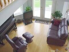 Great condominium for rent Mercier Montreal, residence rental furnished apartment.