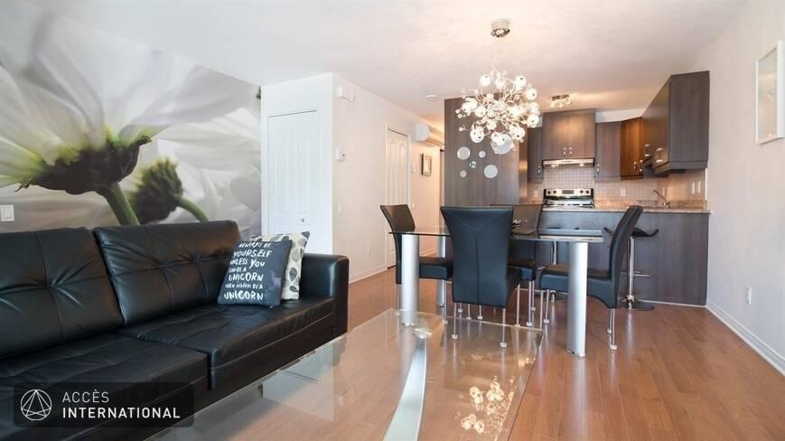 Magnifique appartement meubl et quip louer laval for Meuble authentika laval