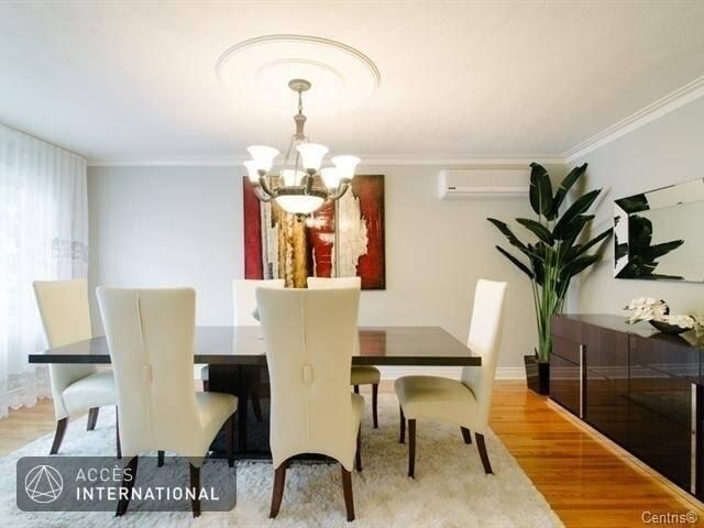 magnifique appartement meubl louer dans secteur de mercier. Black Bedroom Furniture Sets. Home Design Ideas