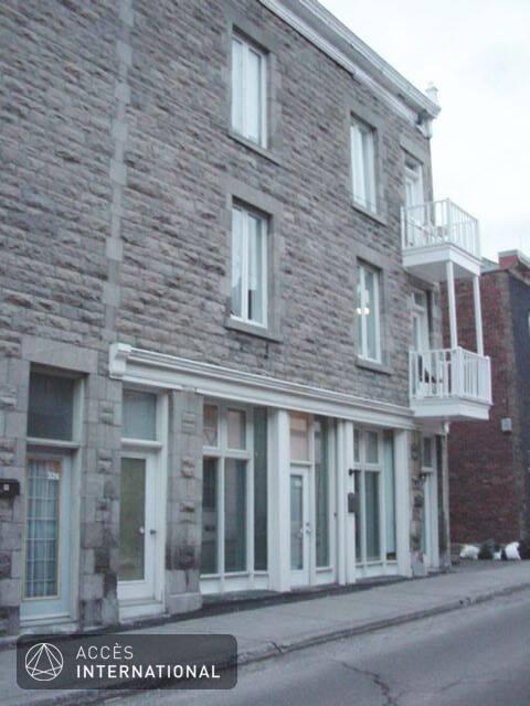 Condominium louer plateau mont royal montr al location for Meuble a louer montreal