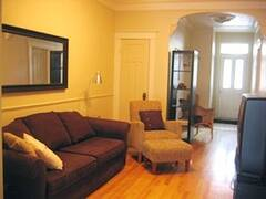 Property for rent, located in Villeray, all furnished and fully equiped