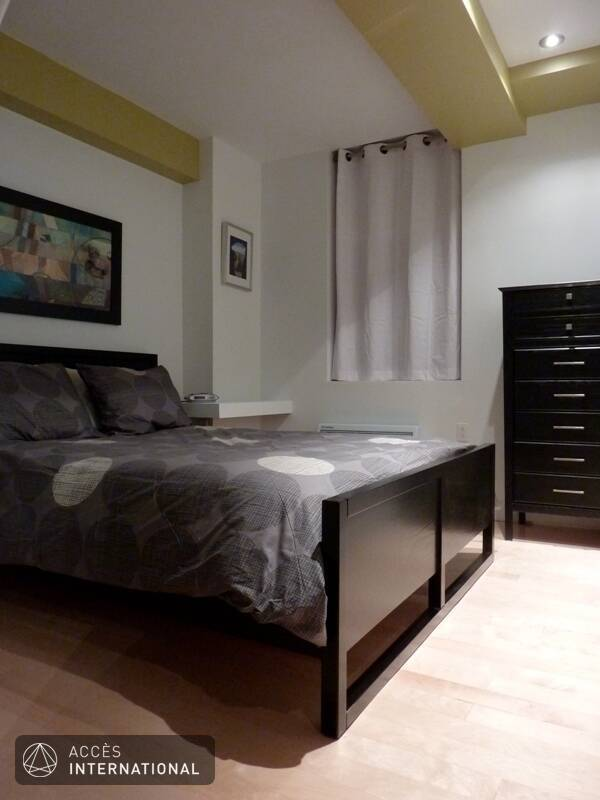 location appartement meubl avec 2 chambres au coeur de villeray montr al. Black Bedroom Furniture Sets. Home Design Ideas