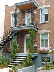 2 bedroom luxury apartments for letting by Montreal rental agencies