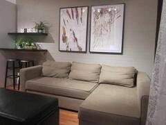 Furnished condo for rent in the Villeray area of Montreal accepts pets