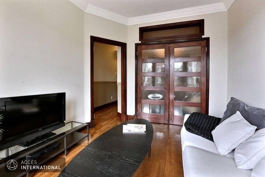Appartement meubl louer dans le quartier villeray de for Location de meuble montreal