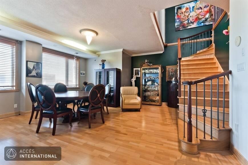Penthouse de luxe louer compl tement meubl et quip for Meuble a louer montreal