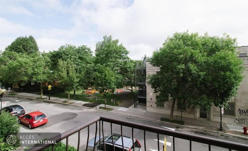 Bel appartement meubl avec deux chambres au plateau mont - Appartement meuble plateau mont royal ...