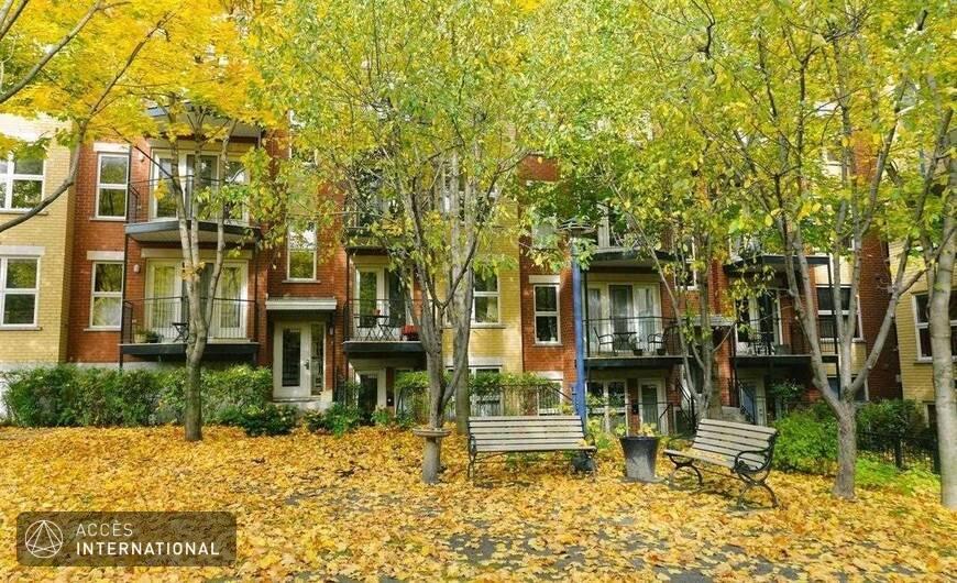 Appartement meubl louer au coeur du mile end et plateau - Appartement meuble plateau mont royal ...
