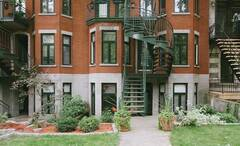 Very nice fully furnished condo for rent in the heart of Plateau Mont-Royal