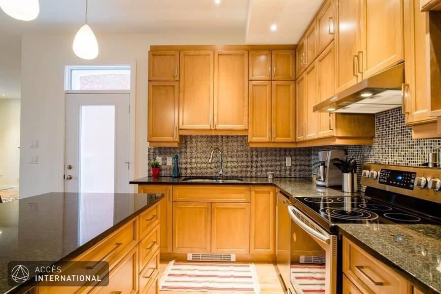 Montr al appartement meubl et quip montr al for Logement meuble a montreal