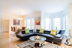 Superb appartment fully furnished and equipped in the sought after Plateau area of Montreal, fully furnished, Montreal, Plateau