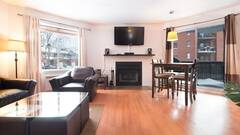 Furnished condo for rent in Montreal's subburb of Pierrefonds