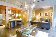 Charming loft for rent Vieux-Montreal Old-Montreal, condo rental furnished house.