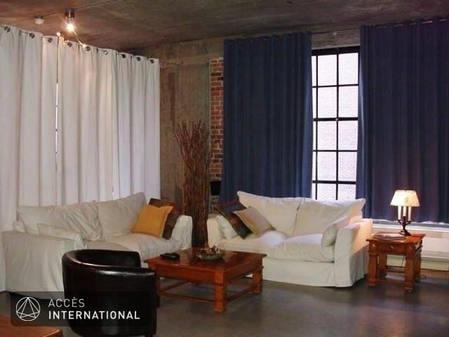condominium de style loft louer vieux montr al montr al