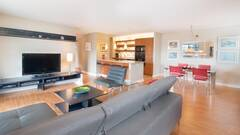 All furnished and equiped condo for rent located in the Old-Montreal