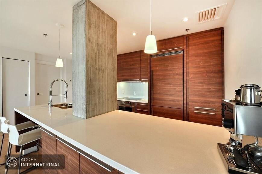 Luxueux condominium louer meubl et quip dans le vieux for Meuble chinois montreal