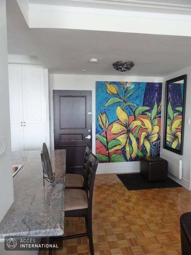 Appartement louer compl tement meubl et quip dans for Meubles montreal decarie