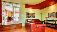 House furnished and equipped for rent in the Lebourgneuf district of Quebec City.