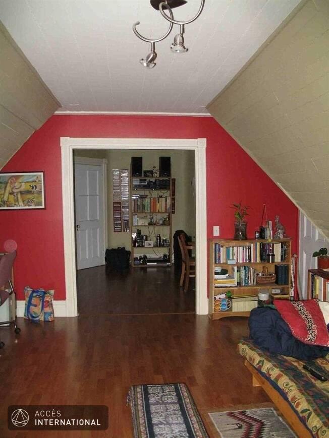 Magnifique condominium montcalm qu bec location for Location maison meuble