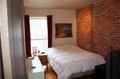 Condo for rent fully furnished and equipped in the heart of Old Quebec