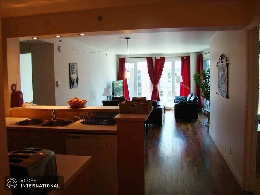 Luxueux Condominium Louer Meubl Et Quip Au Jardins