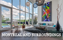 Luxury Rental Properties - Montreal and surroundings